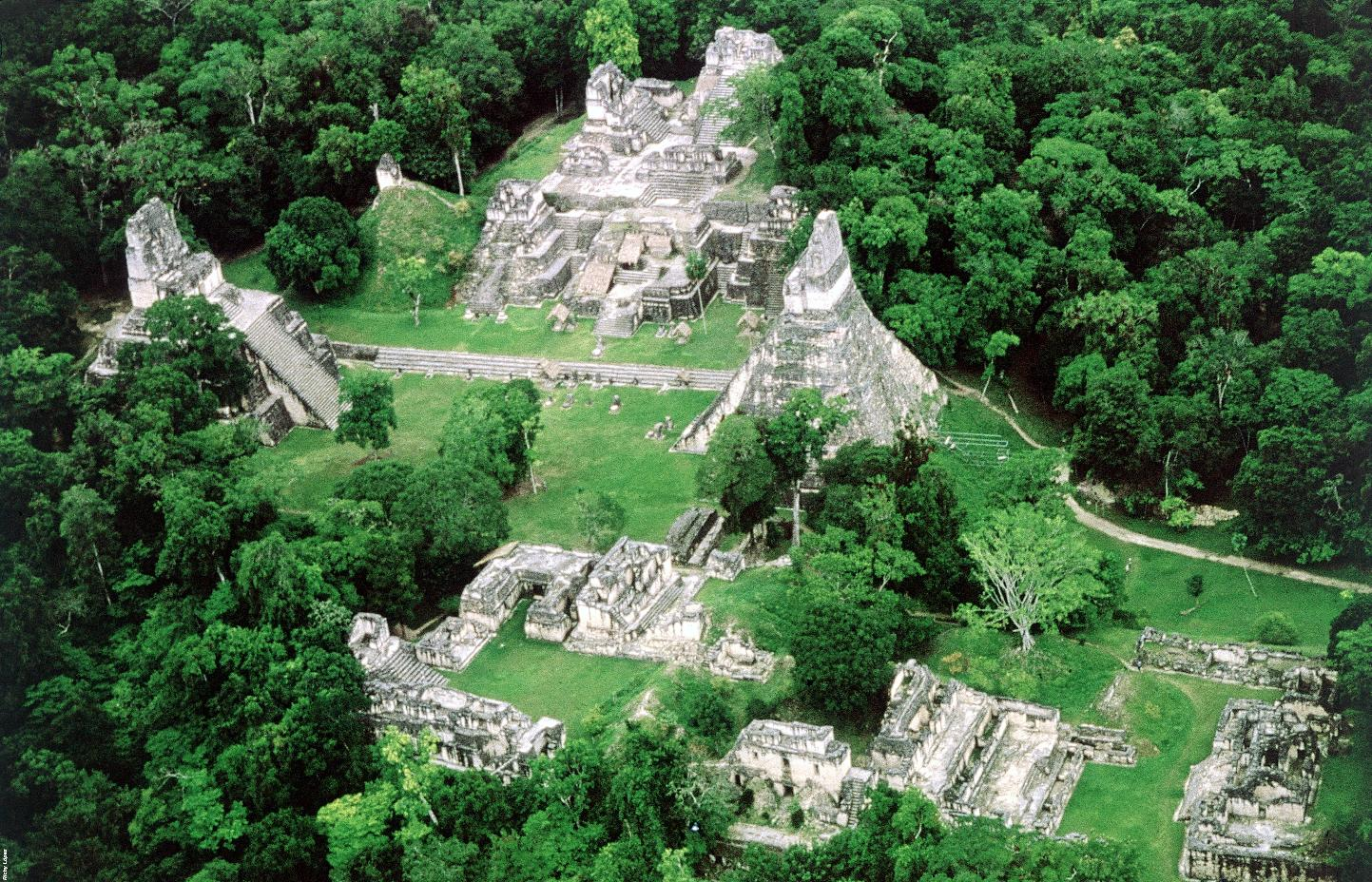 Tikal National Park Facts Images Tikal-national-park